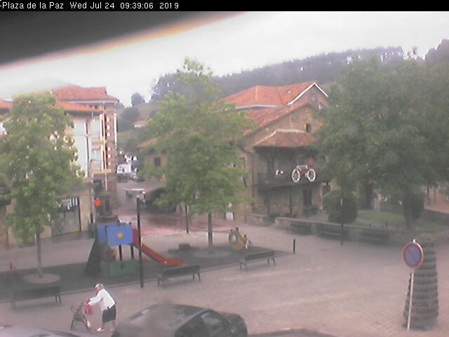 Webcam Plaza Los Caidos