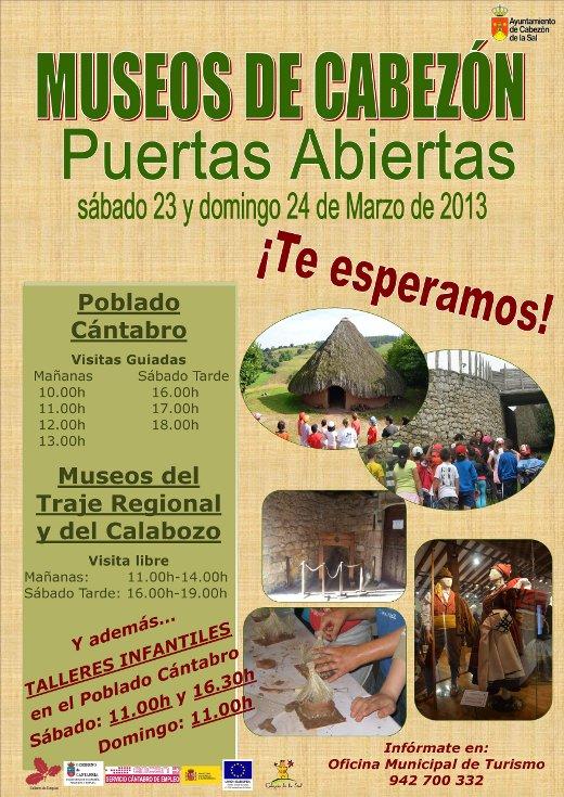 Puertas Abiertas marzo 23-24