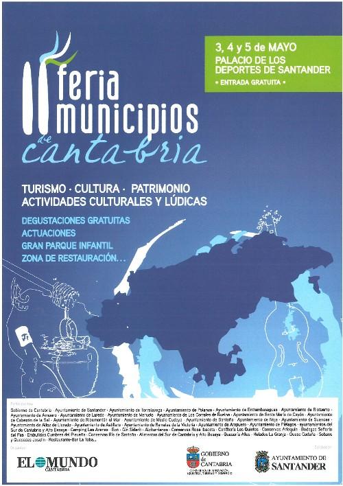 II Feria Municipios de Cantabria