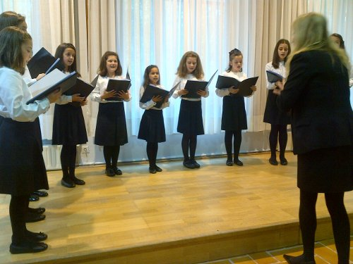 Coro Infantil Alia Música