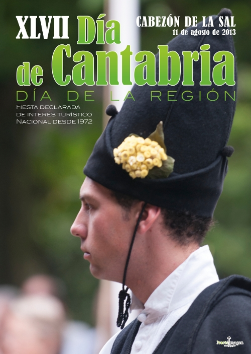 Cartel del Día de Cantabria 2013