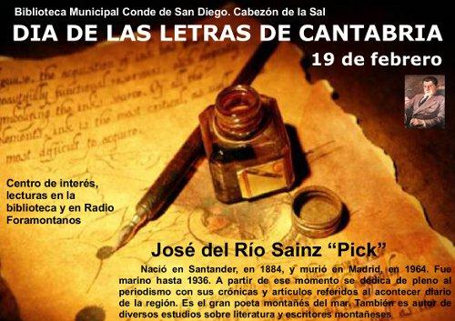 Día de las Letras de Cantabria