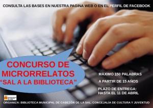 CONCURSO DE MICRORRELATOS CARTEL