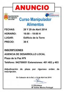 curso manipulador de alimentos15042014