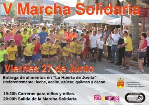 Marcha Solidaria 2014 Verano