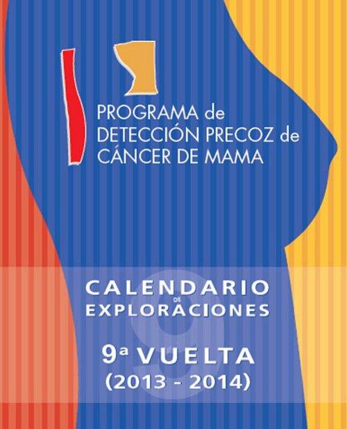 Calendario Cancer Mama