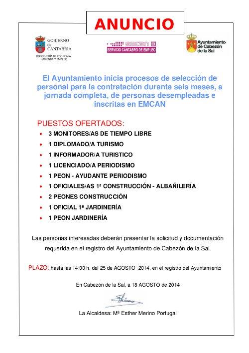 Corporaciones Locales II