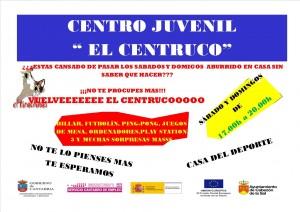 CARTEL CENTRUCO 2014