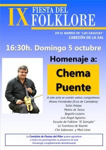 fiesta folklore las casucas 2014