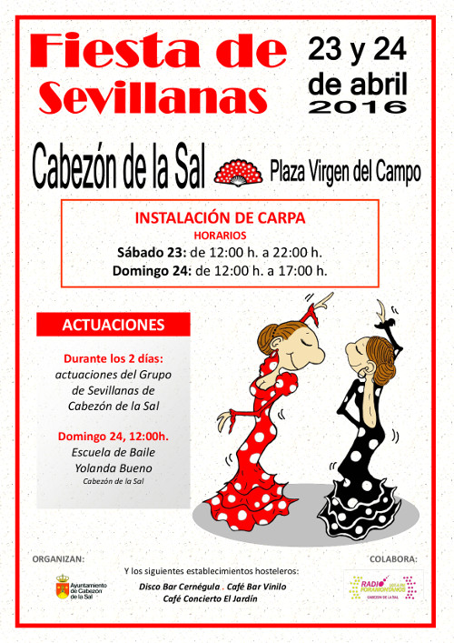 Fiesta de Sevillanas