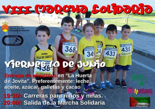 Marcha Solidaria 2016 verano