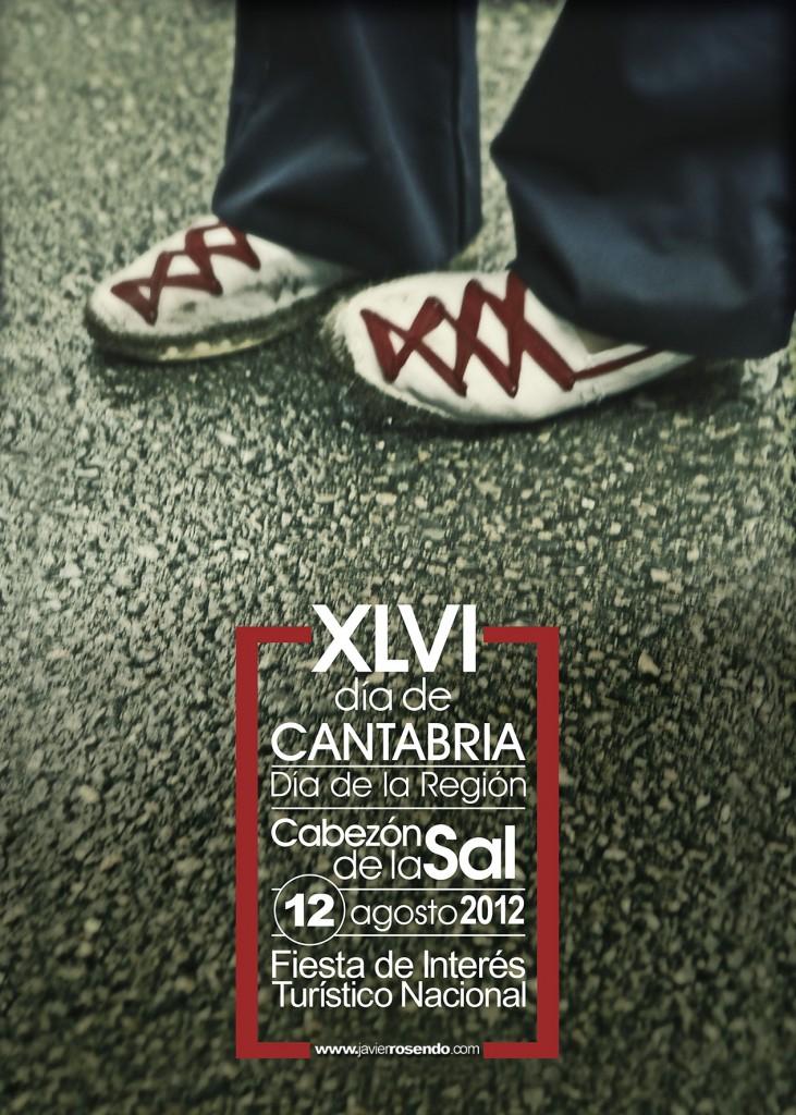 Cartel Día de Cantabria