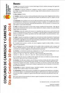 bases concurso carrozas y carretas  2014