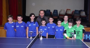 campeonato alevin tenis de mesa (Copy)