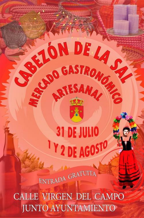 Mercado Gastronómico y Artesanal